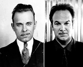 john and troy dillinger
